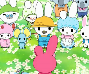anime and my melody image