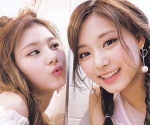 tzuyu, twice, and sana image