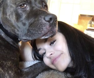 maggie lindemann, dog, and gorgeous image