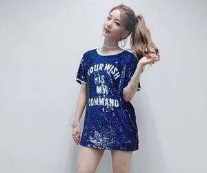 kpop, yeonhee, and rocket punch image
