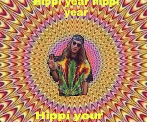 60's, hippy, and 70's image