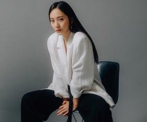 f(x), krystal, and fashion image