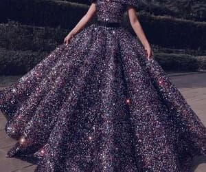 prom dresses, evening gowns, and sparkly prom dresses image