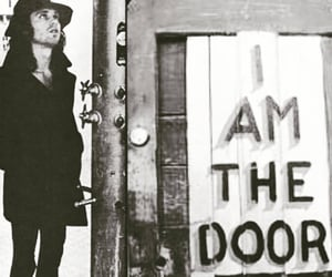 Jim Morrison, rock n roll, and the doors image