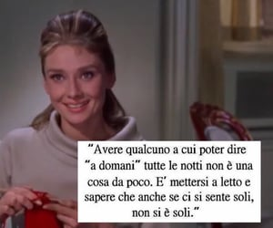 audrey hepburn, holly golightly, and frasi image