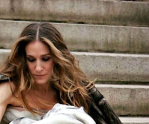 Carrie Bradshaw, grunge, and icon image