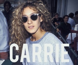 Carrie Bradshaw, celebrity, and grunge image