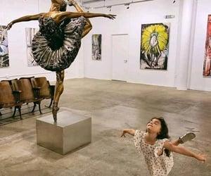 ballerina and girl image