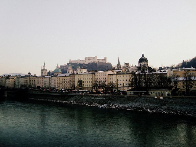 abroad, austria, and travel image