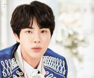 jin, 진, and k-pop image
