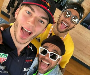 Formula One, dani alves, and pierre gasly image
