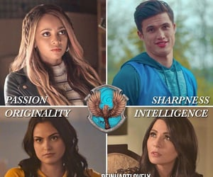 ravenclaw and riverdale image