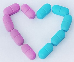 drugs, pills, and love image