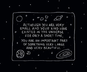 stars, lockscreen, and black image