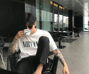 army, asia, and coffee image