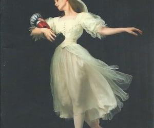 ballerina, dance, and art image