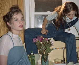 aesthetic, alternative, and maya hawke image