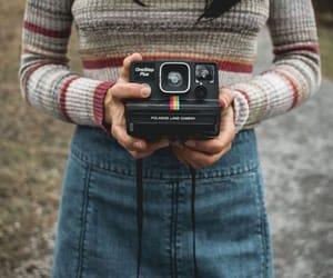 polaroid, vintage, and aesthetic image