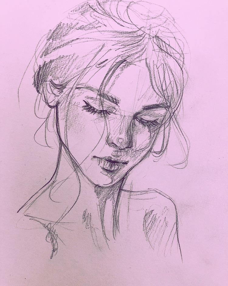 Art We Heart It Drawings