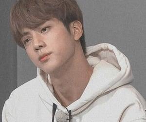 bts, kim seokjin, and jin image
