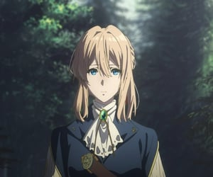 violet evergarden and anime news. image