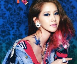 snsd, girl's generation, and 윤아 image