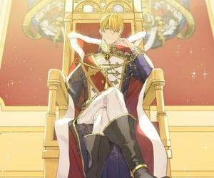 anime, anime boy, and blonde hair image