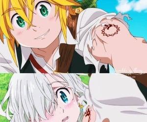 anime, Elizabeth, and manga image