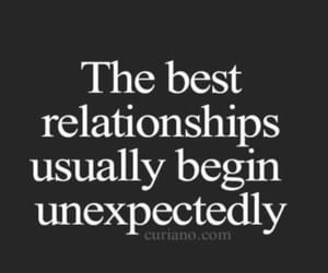 quotes, Relationship, and begin image