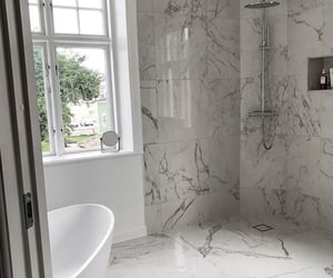 bathroom, fashion, and interior image