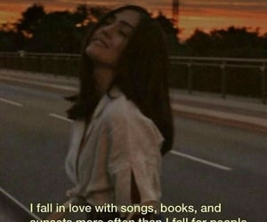 books, love, and song image
