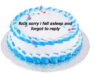 cake, meme, and reaction image