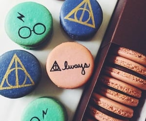 food, harry potter, and sweet image
