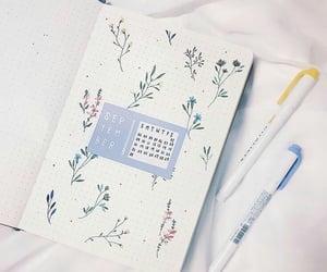 journaling, bujo, and bullet journal image