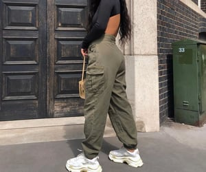 aesthetic, model, and street style image