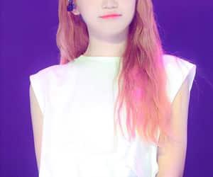 girl group, k-pop, and kim chaewon image