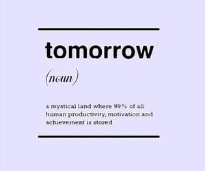 noun, tomorrow, and wallpaper image