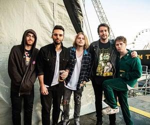 band, james price, and tour image