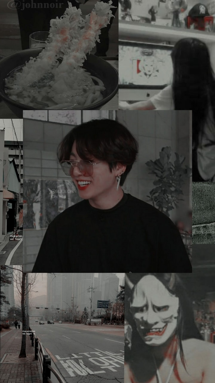 Jungkook Wallpaper Bts Aesthetics By Milkiiro
