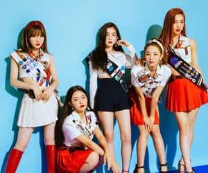 girl group, joy, and kpop image