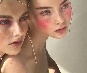 editorial, inspiration, and makeup image