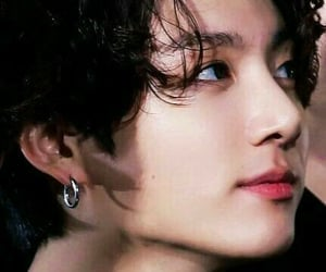jungkook, bts, and icon image