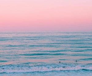 beach, beautiful, and mar image