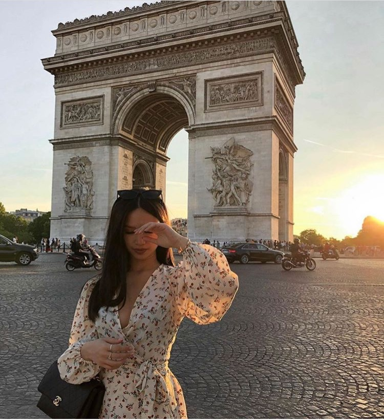 fashion, paris, and france image