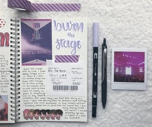 kpop journal and bts journal image