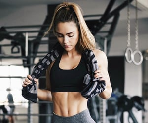 active, fit, and athlete image