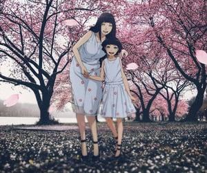 anime, girl, and naruto image
