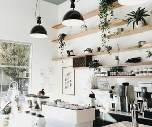 cafe, coffee, and inspiration image