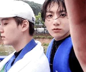 gif, jungkook, and kpop image