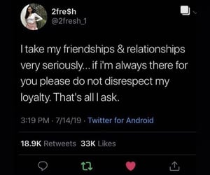 friendship, quotes, and relatable image